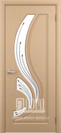 Межкомнатная дверь фабрики Лорд - элегия со стеклом