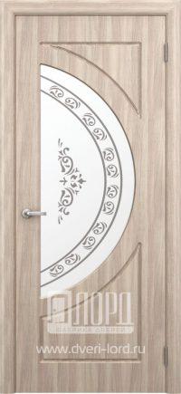 Межкомнатная дверь фабрики Лорд - сфера со стеклом