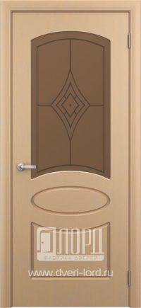 Межкомнатная дверь фабрики Лорд - каролина