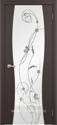 Межкомнатная дверь фабрики Лорд - сириус 3 орхидея
