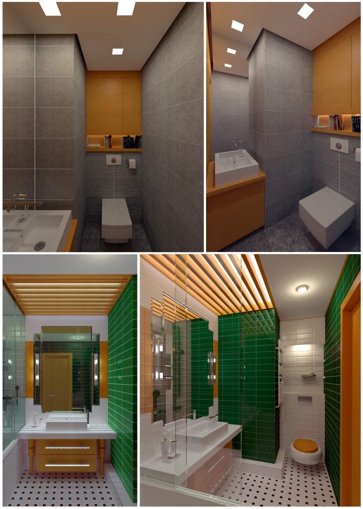 санузел и ванная комната