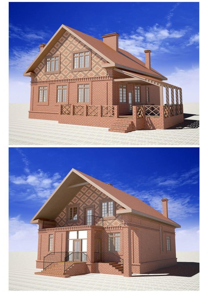 частный дом 3