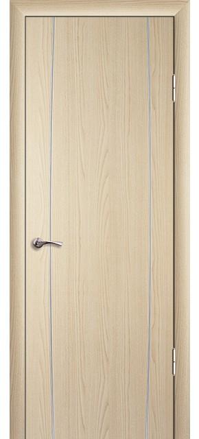 дверь с молдингами