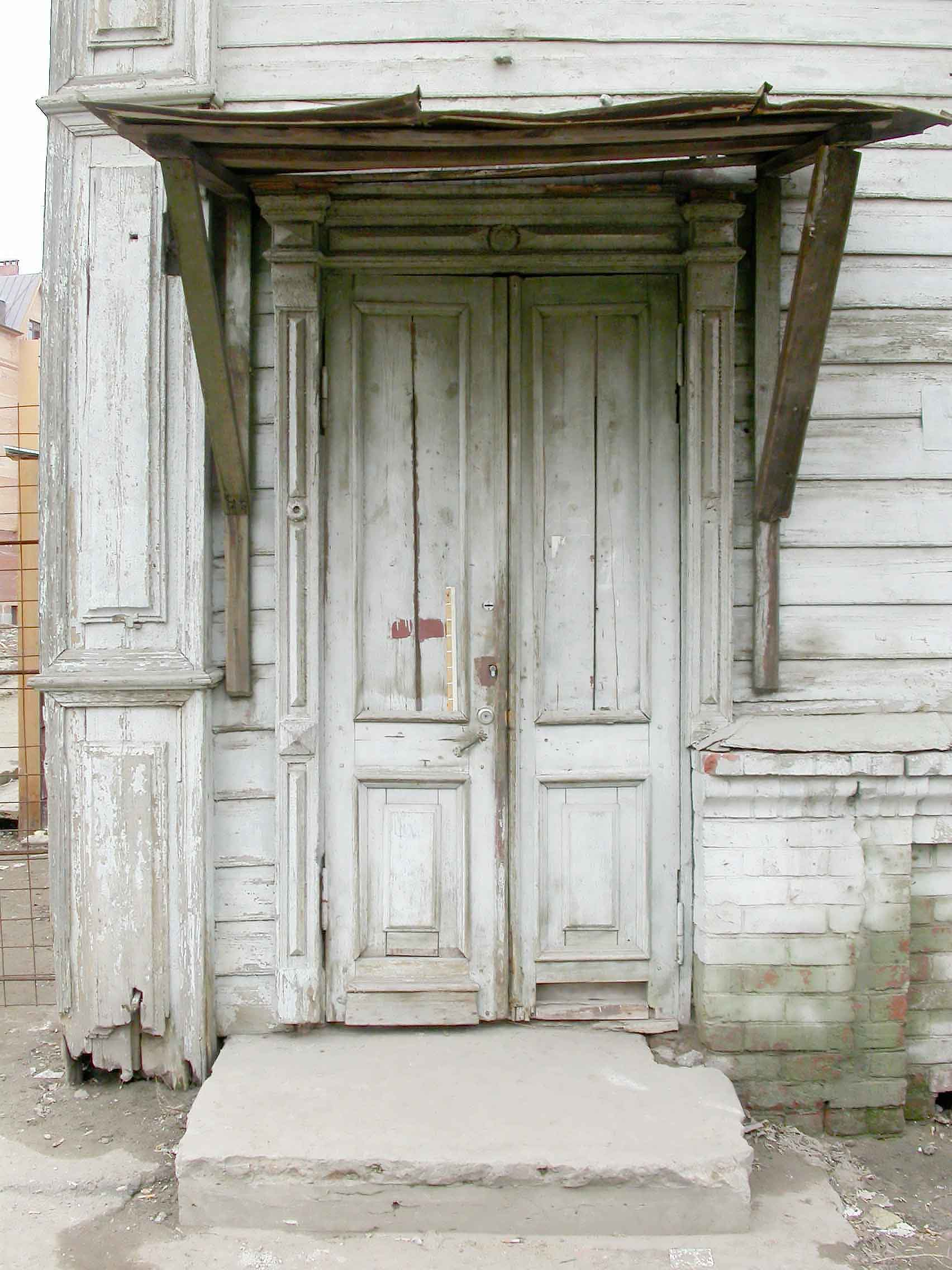 парадная дверь, г Казань