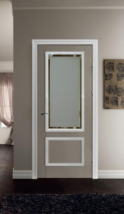 фото дверь массив