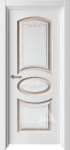 межкомнатная дверь Афина состаривание и патина
