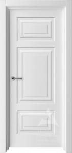 белая межкомнатная дверь премиум люкс