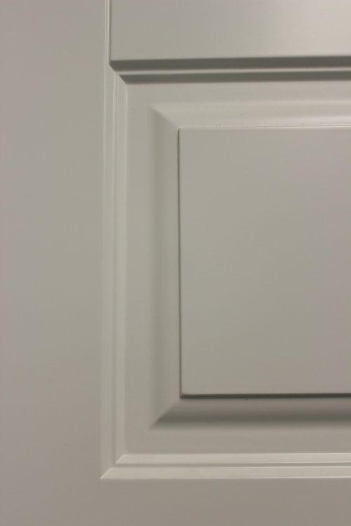 глубокая фрезеровка на двери
