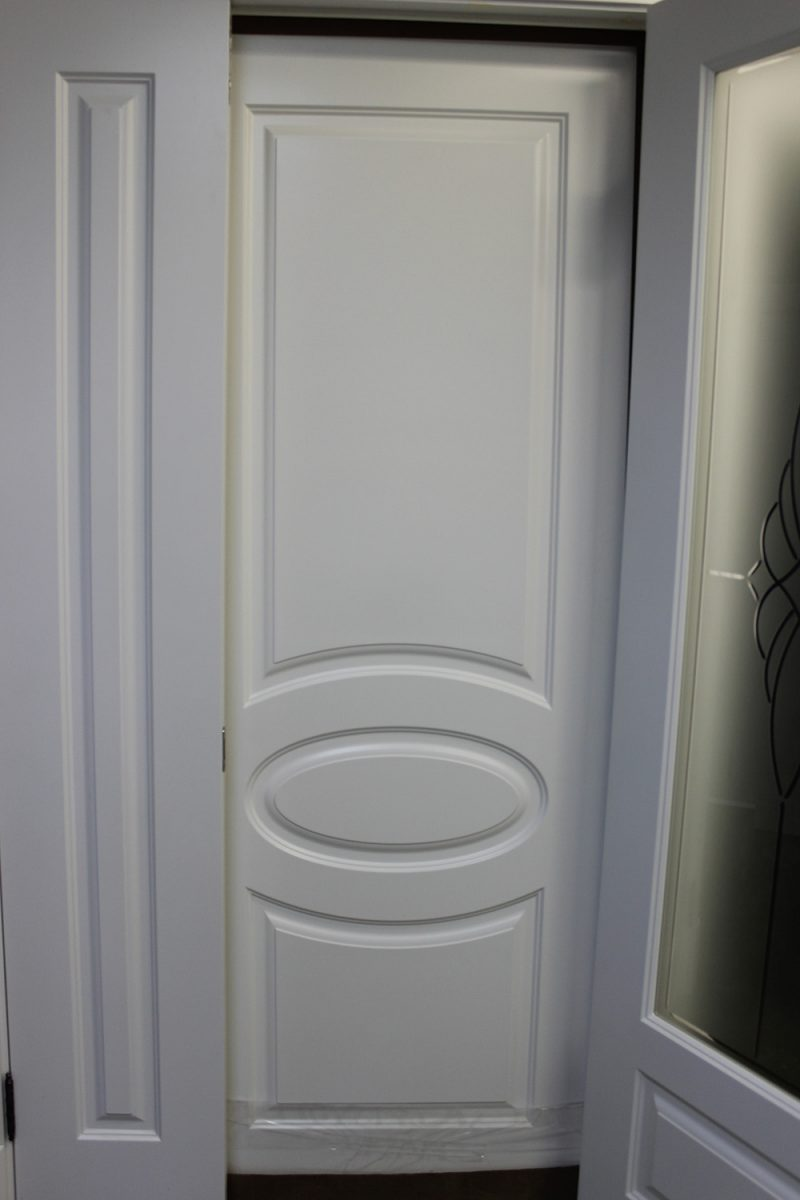 белая дверь олимп