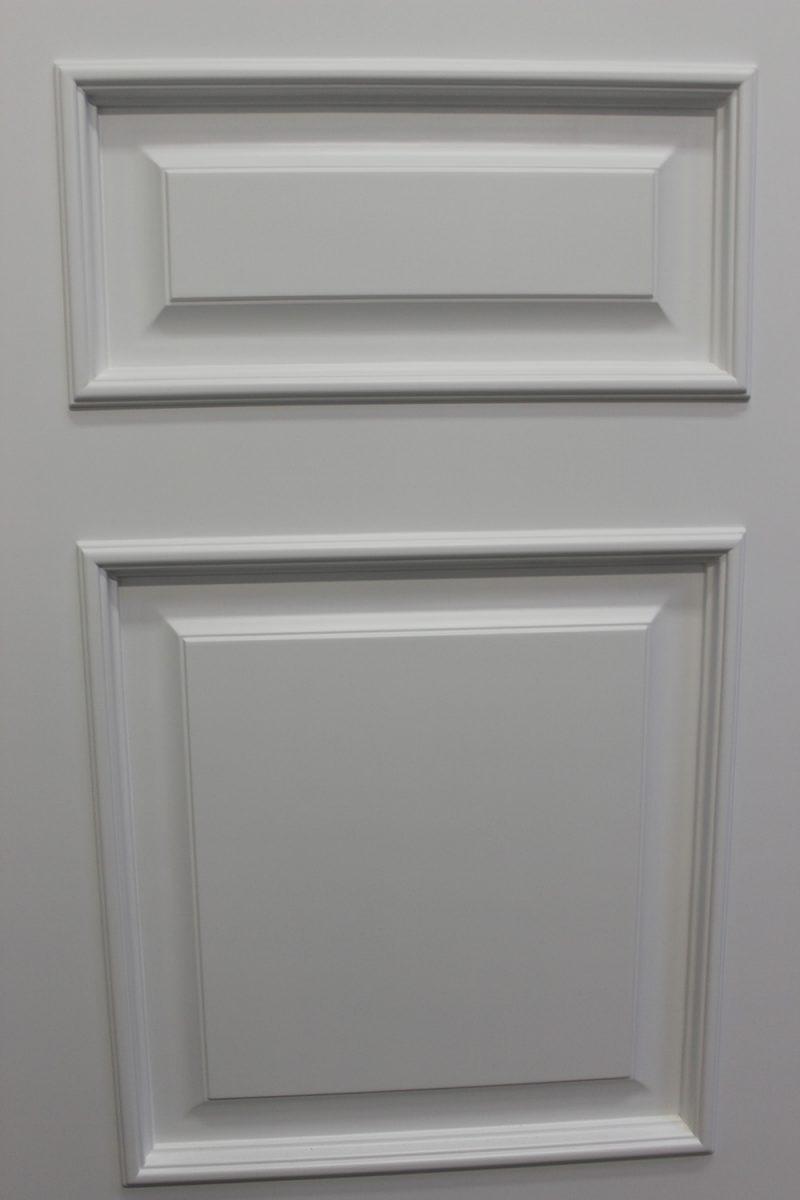 фрагмент багетной двери