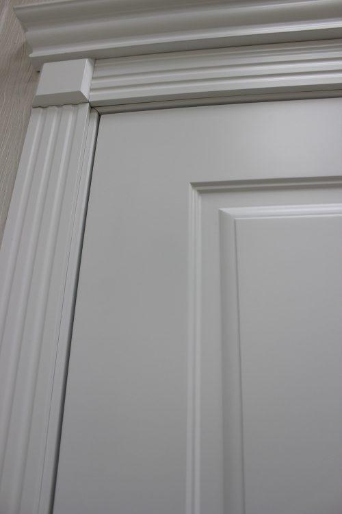 фото декора на двери