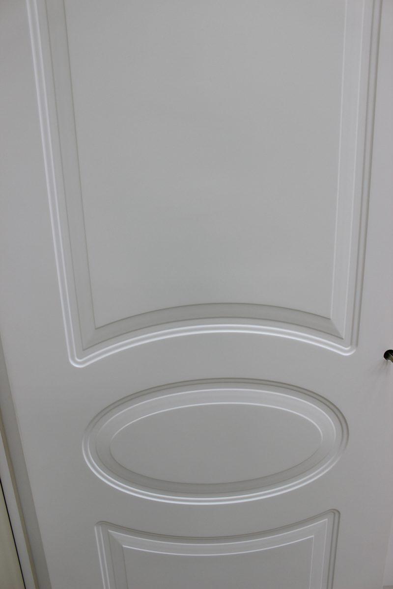 фото фрагмента двери эмаль