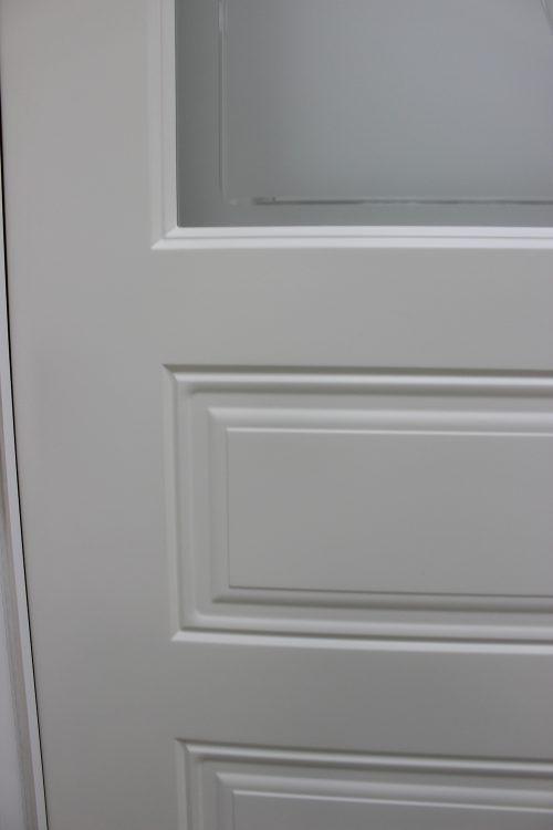 фрагмент двери эмаль