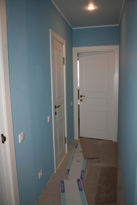 белые двери фото в интерьере