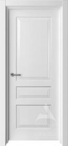 белая межкомнатная дверь турин 3