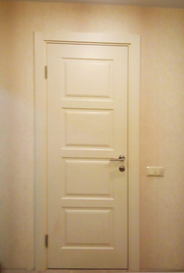 межкомнатные белые двери сканди