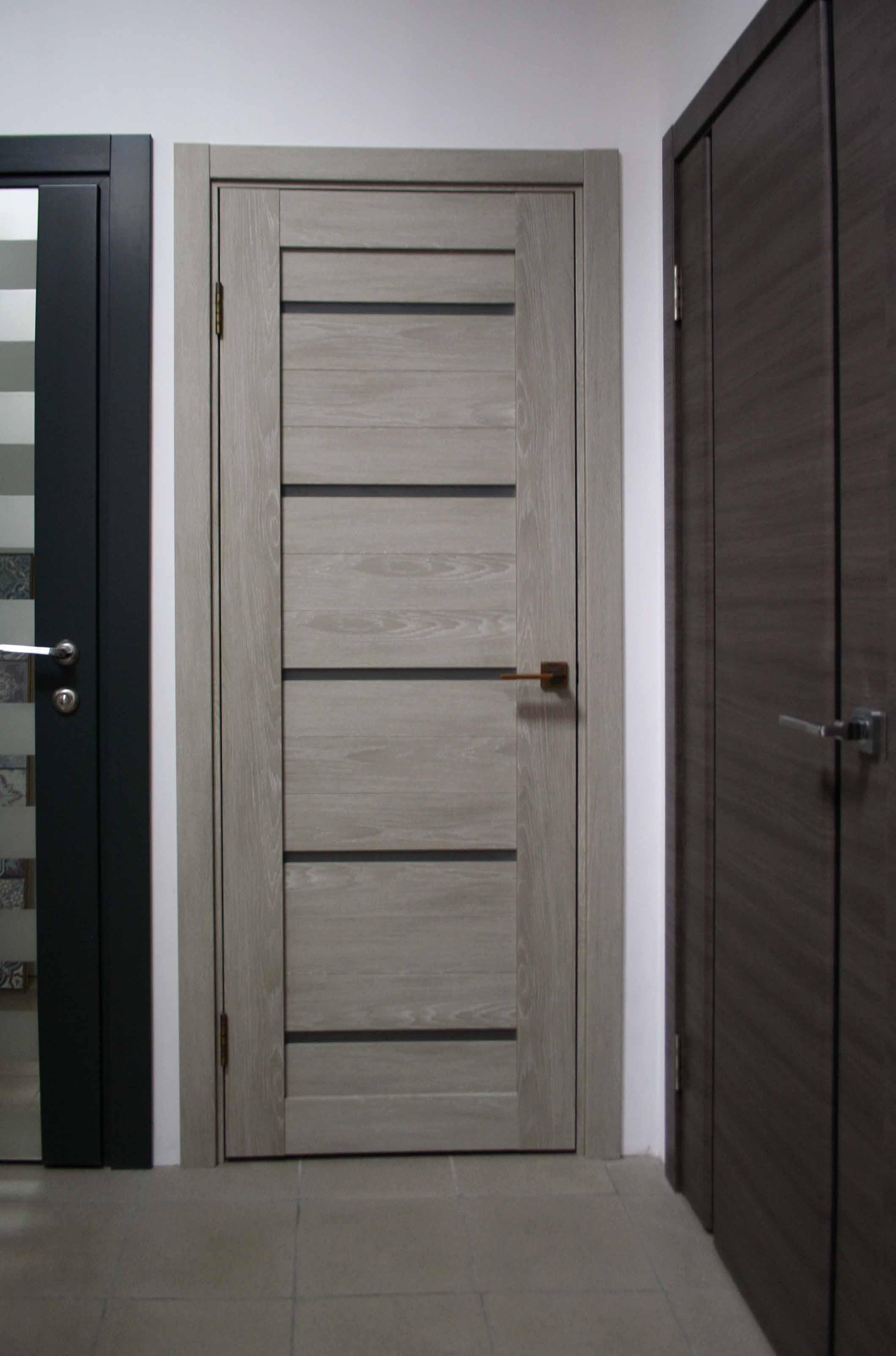 сборная модель межкомнатной двери фабрики лорд
