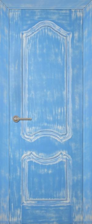 дверь прованс с протиром
