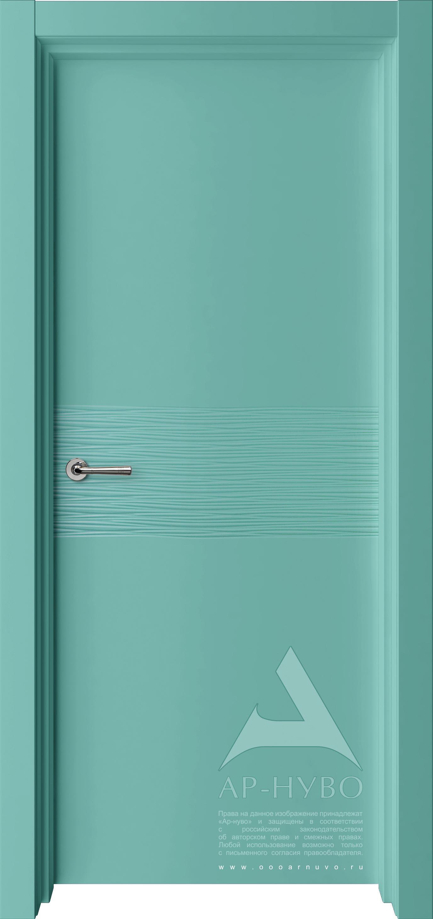 дверь в современном стиле
