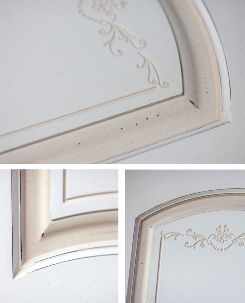 фрагмент двери старение муха