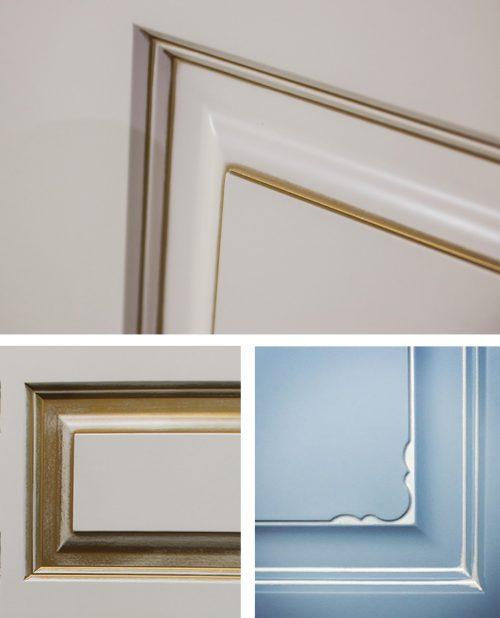 фрагмент двери патина