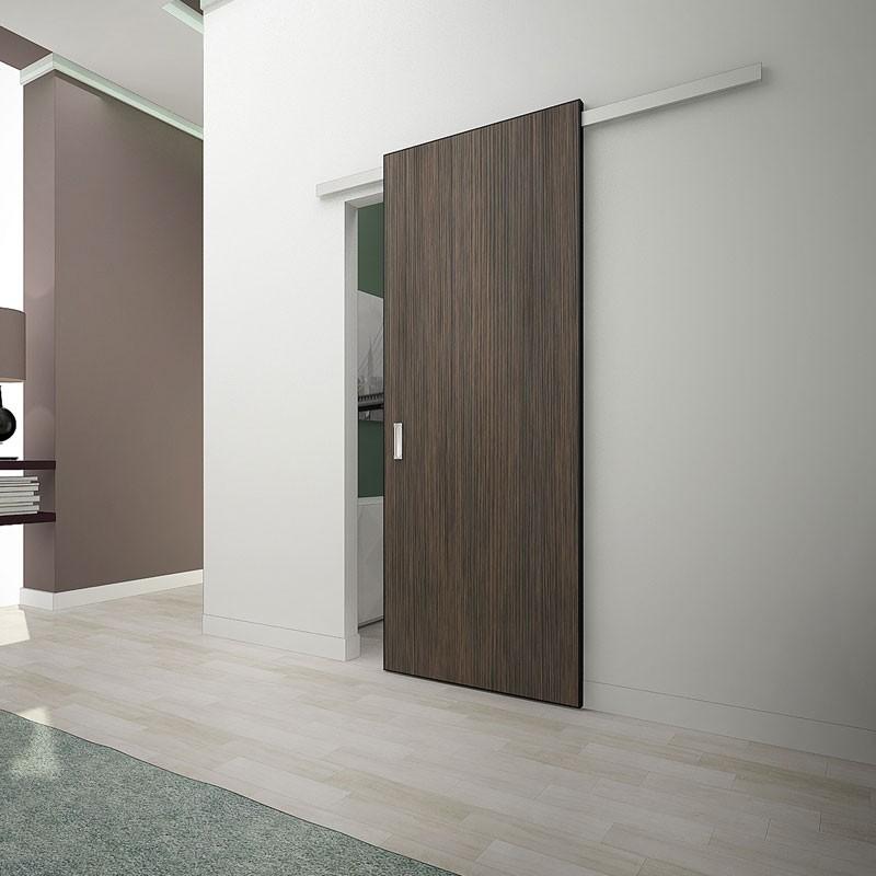 раздвижной механизм для дверей скрытого типа
