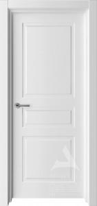 белая дверь модель турин