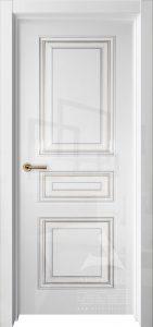 глянцевая классическая дверь