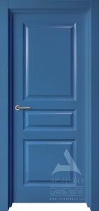 дверь турин синяя
