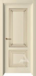 кремовая дверь Валенсия